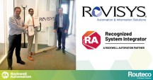 RoviSys is sinds kort gecertificeerd Rockwell Automation Recognized System Integrator. '