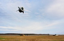 De BAT-windturbine. (Foto: Altaeros Energies)'