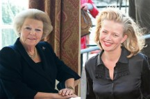 Prinses Beatrix en Prinses Mabel'