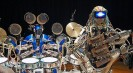 Robot-rockband treedt op in Tokio (video)